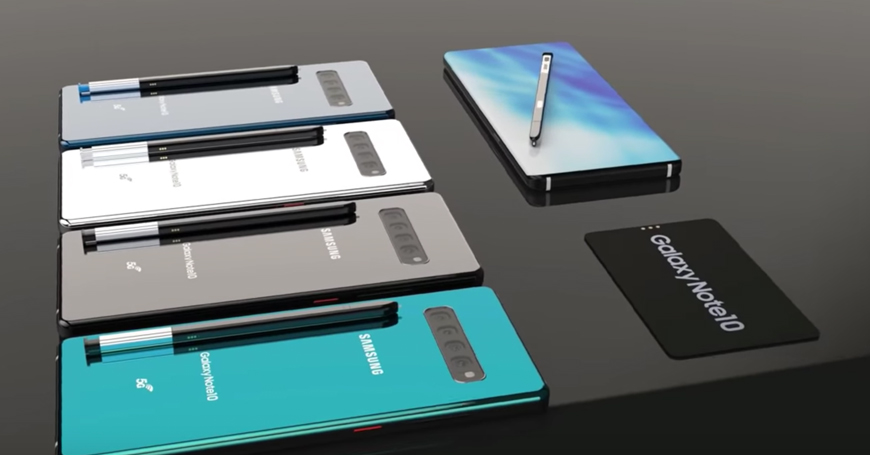 Samsung za avgust priprema predstavljanje svoje najmoćnije Note serije