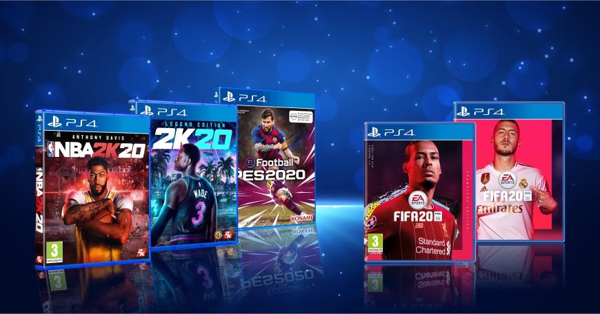 3D BOX daje atraktivan popust za prednarudžbe top 5 dolazećih PS4 igara