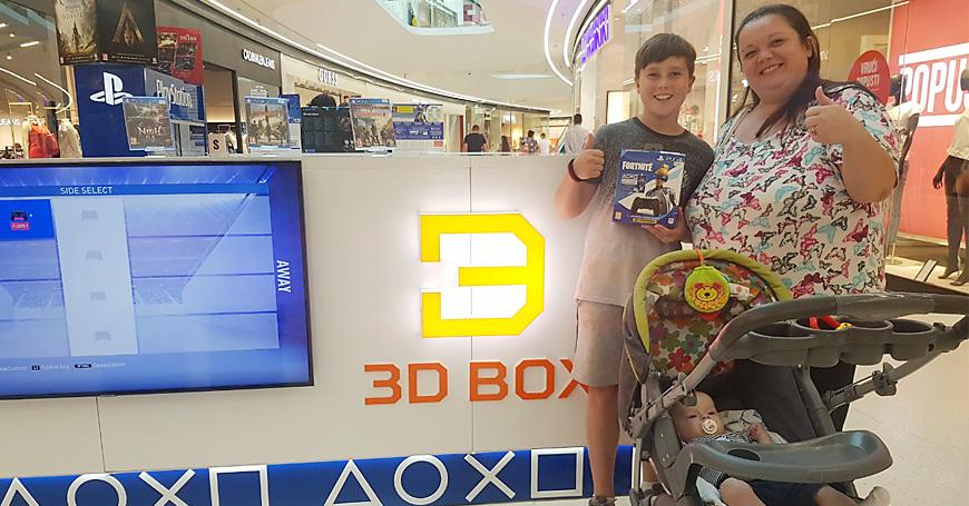 Požurite, možda u 3. ciklusu baš vi budete nagrađeni za kupovinu na web shopu 3D BOX-a