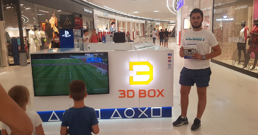 3D BOX nastavlja da nagrađuje najsrećnije kupce na svom web shopu