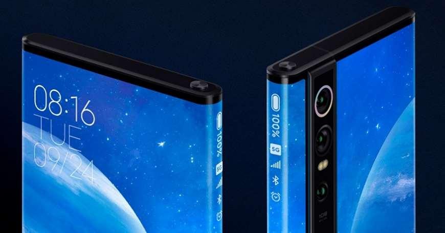 Xiaomi Mi Mix Alpha je futuristički, šokantno drugačiji smartfon (Video)
