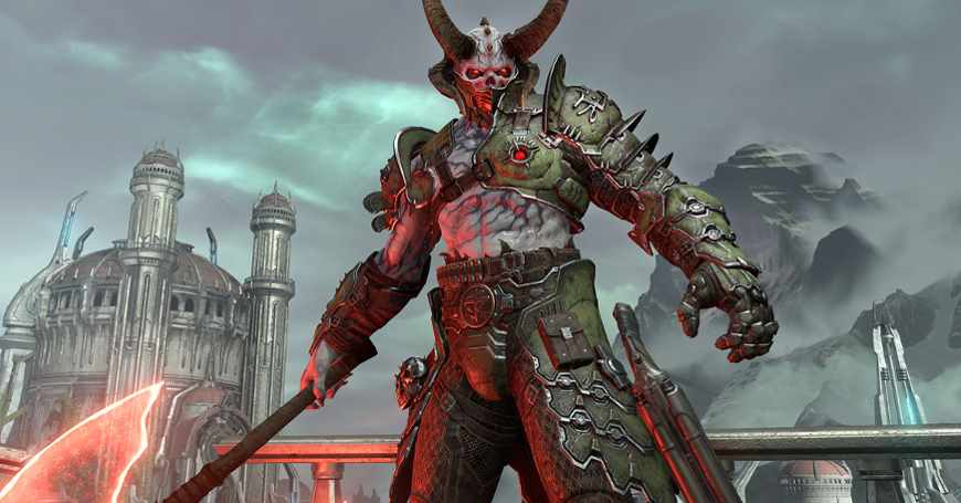 Doom Eternal za PS4 stiže u martu i u serijal unosi fantastične novitete