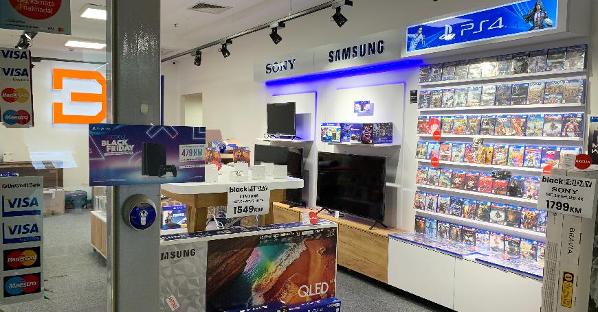 3D BOX Ogroman popust na proizvode brendova Sony, Samsung, Apple…