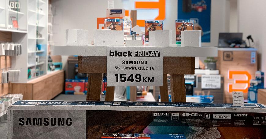 Popusti u 3D BOX-u za Black Friday do 60%, kraj rasprodaje u ponedjeljak