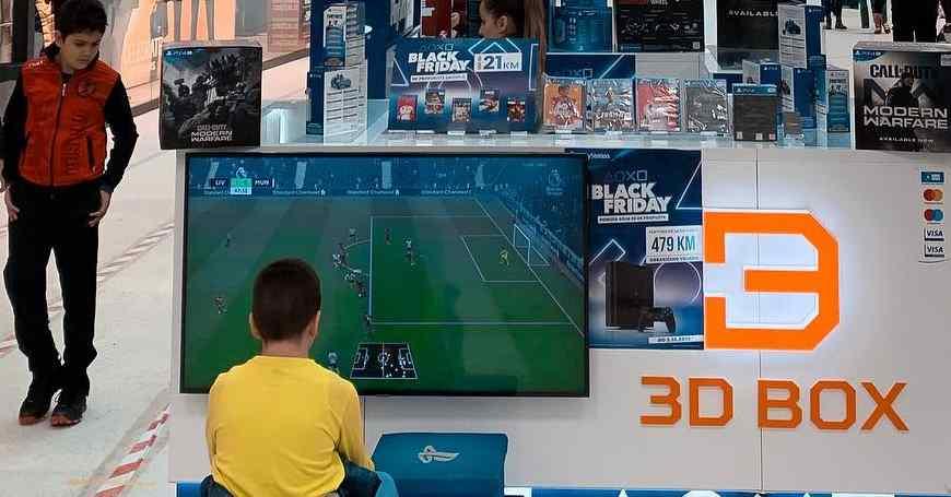 3D BOX spremio prigodna iznenađenja za mališane na Igrama bez granica