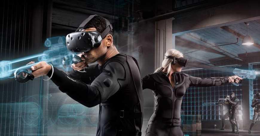 Jeste li spremni za VR rukavice kojima možete opipati virtuelne objekte