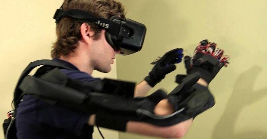 Teslasuit rukavice imaju osnovne haptičke i force-feedback mogućnosti