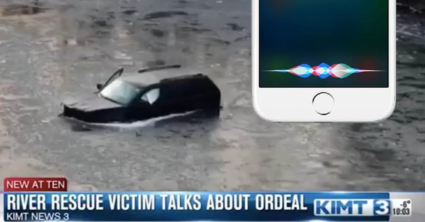 Virtuelni asistent Siri na iPhone-u spasio mladića koji je upao u hladnu rijeku