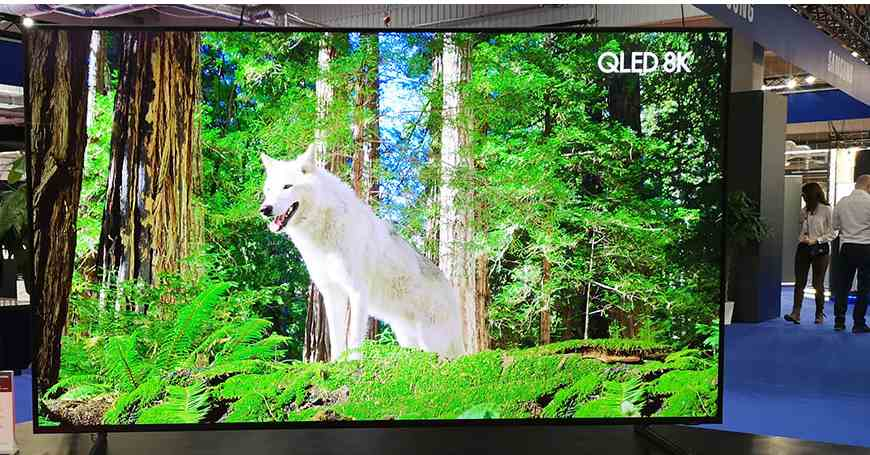 Samsung QLED 8K televizori među prvima koji će dobiti sertifikat 8KA