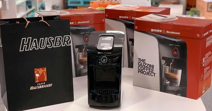 NOVO U 3D BOX-u Savršeni kućni Guzzini Hausbrandt aparat za kafu (Video)