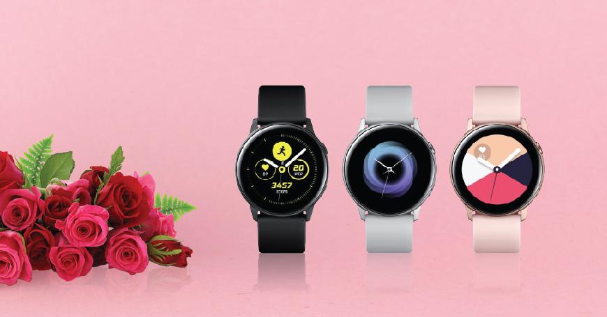 3D BOX 8-martovski popust na sve Samsung Galaxy Watch Active modele