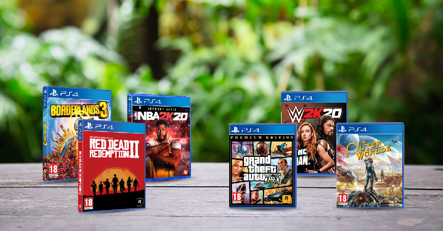 3D BOX Novo veliko sniženje nekih od najtraženijih i najboljih PS4 igara