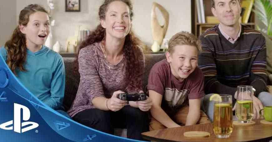 PlayStation 4 je vrhunska kućna zabava za cijelu porodicu
