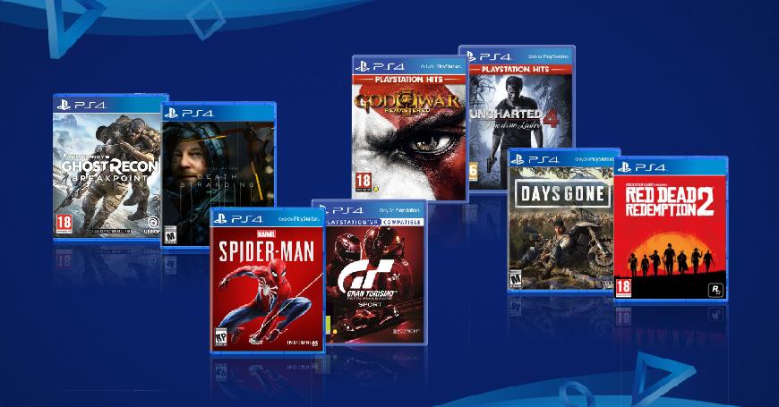 AKCIJA Brutalno snižene cijene hit naslova za PS4 konzole u 3D BOX-u