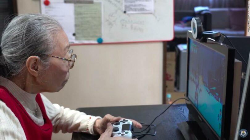 Baka Gamer (90) obožava GTA i snima klipove za YouTube (Video)