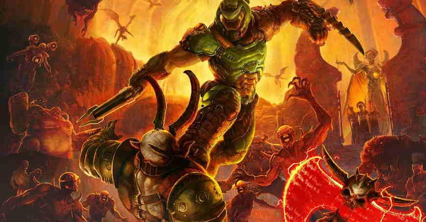 Demoni su na Zemlji, Doom Eternal vas čeka u svim 3D BOX shopovima
