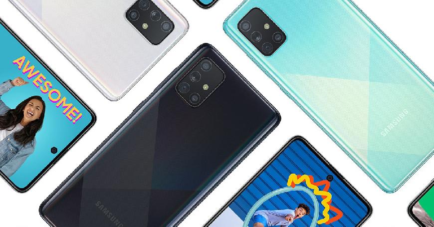 Novi, poboljšani Samsung Galaxy telefoni serije A na web shopu 3D BOX-a