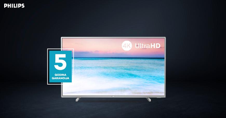 """NOVO U PONUDI 3D BOX-a Philips Smart TV 43"""" savršene slike i zvuka"""