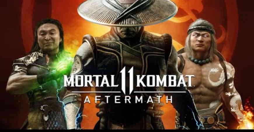 Uz novi DLC za Mortal Kombat 11 stiže i besplatna nadogradnja udaraca