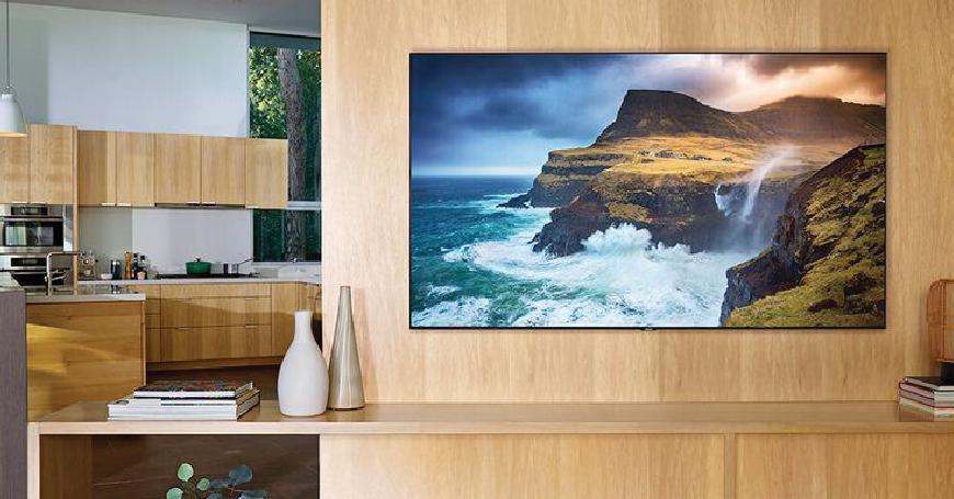 """3D BOX TOP PONUDA Samsung QLED TV 65"""" po novoj, nižoj cijeni"""