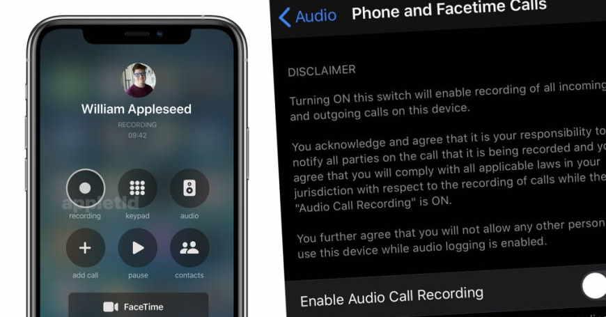 Stiže iOS 14, iPhone uređaji dobijaju funkciju snimanja svakog razgovora?
