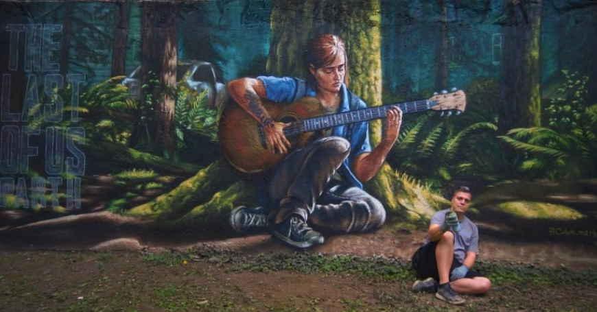 Umjetnici iz regiona odaju priznanje igri The Last of Us 2 (Video)