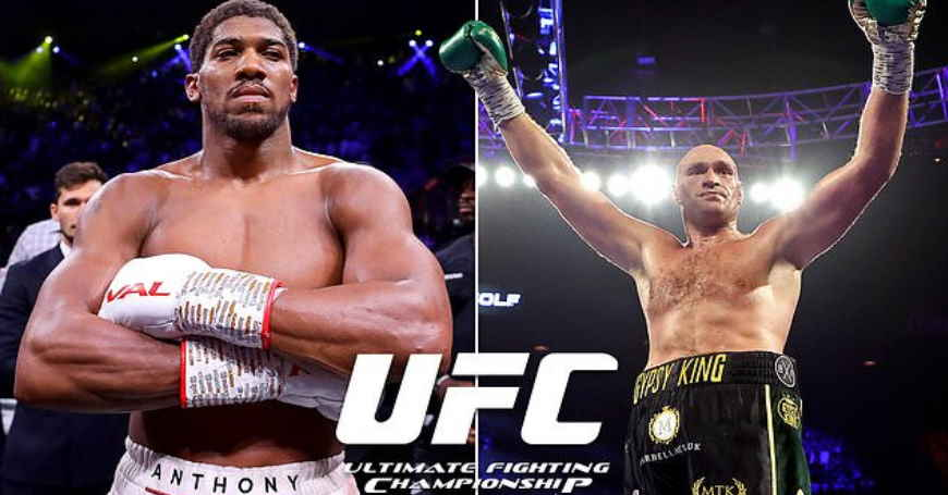 USKORO U PRODAJI Tyson Fury i Anthony Joshua u novom UFC 4 (Video)