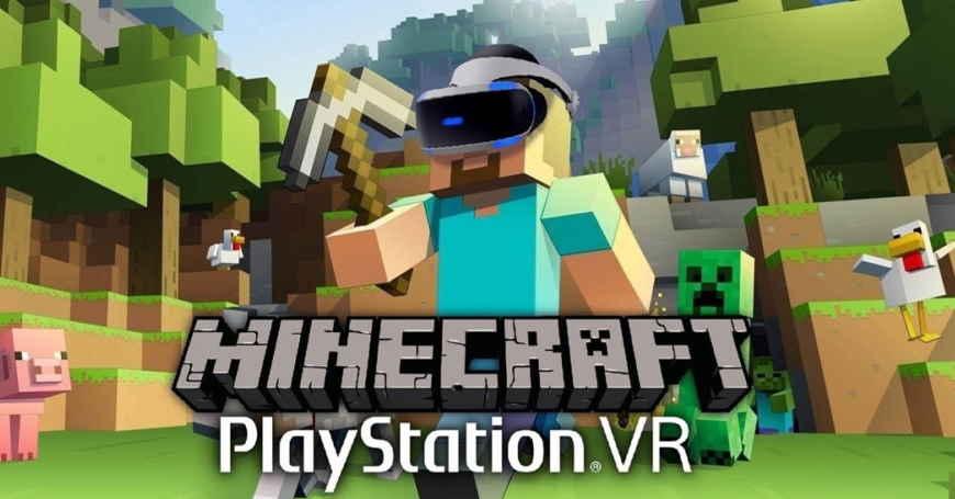 Minecraft za PS4 konzole ovog mjeseca dobija podršku za PS VR