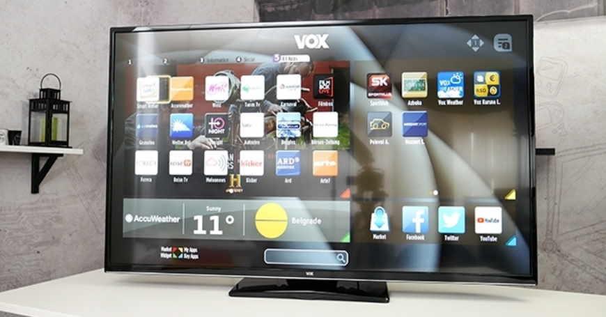 NOVO U 3D BOX-u VOX televizori niske cijene i odličnog kvaliteta