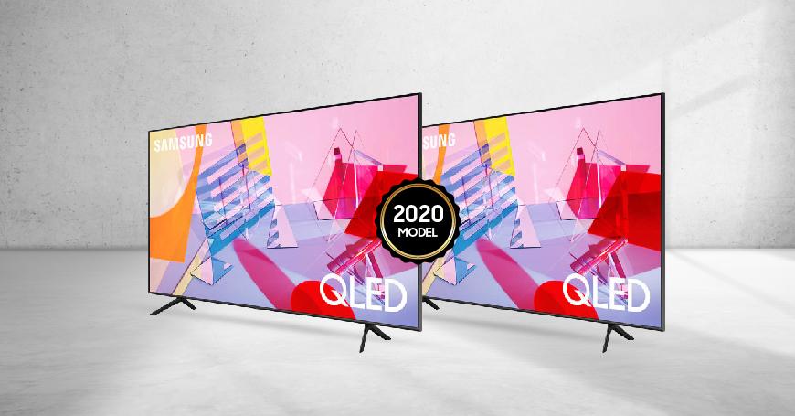 3D BOX Otkrijte istinski savršenu 4K sliku Samsung televizora Q60T i Q65T
