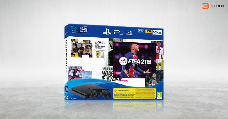 3D BOX Specijalna ponuda za PlayStation fanove koja donosi veliku uštedu