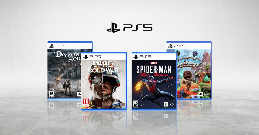 Iskoristi u 3D BOX-u PRE-ORDER bonuse na prve PS5 naslove!