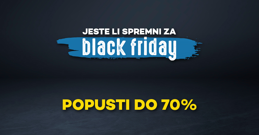 VAŽNO Optimalni načini kupovine u 3D BOX-u uz Black Friday popuste do 70%!