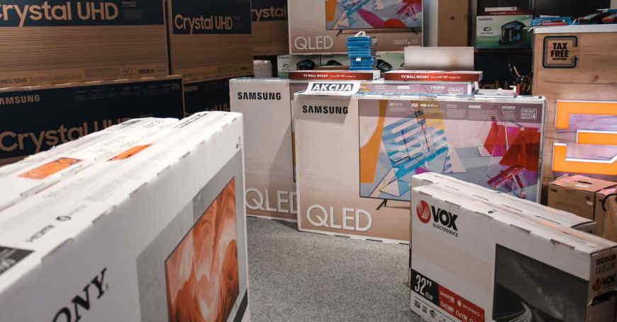 3D BOX Top 5 televizora s najboljim odnosom cijene, veličine i kvaliteta