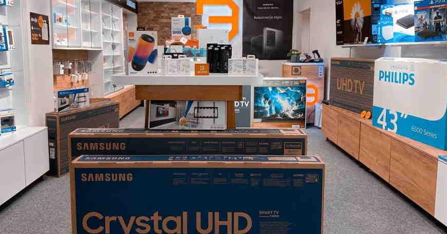 TOP POPUST Samsung televizori velikih ekrana na najnižoj cijeni ikad!