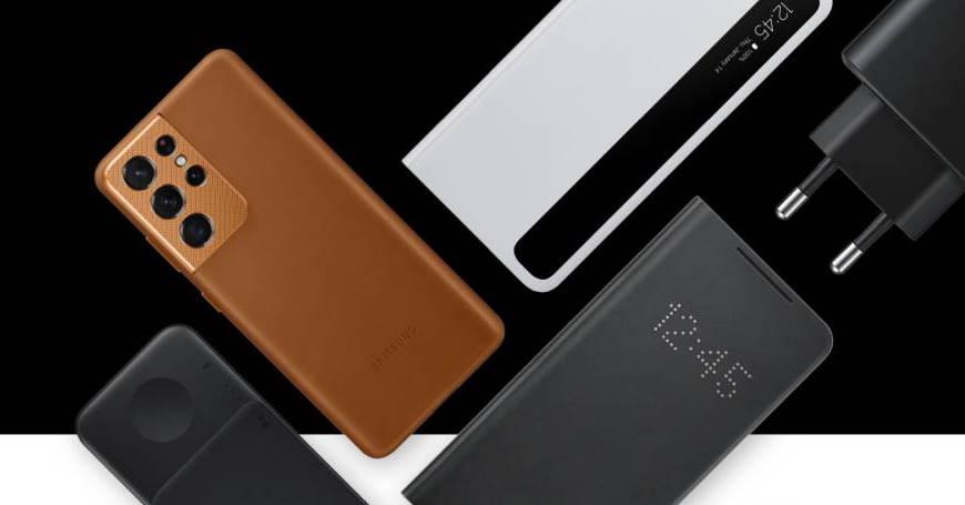 3D BOX Najveći izbor originalne dodatne opreme za Galaxy S21 smartfone
