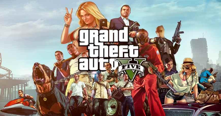 FENOMEN GTA V Vječno popularna igra u 3D BOX-u još sutra na akciji