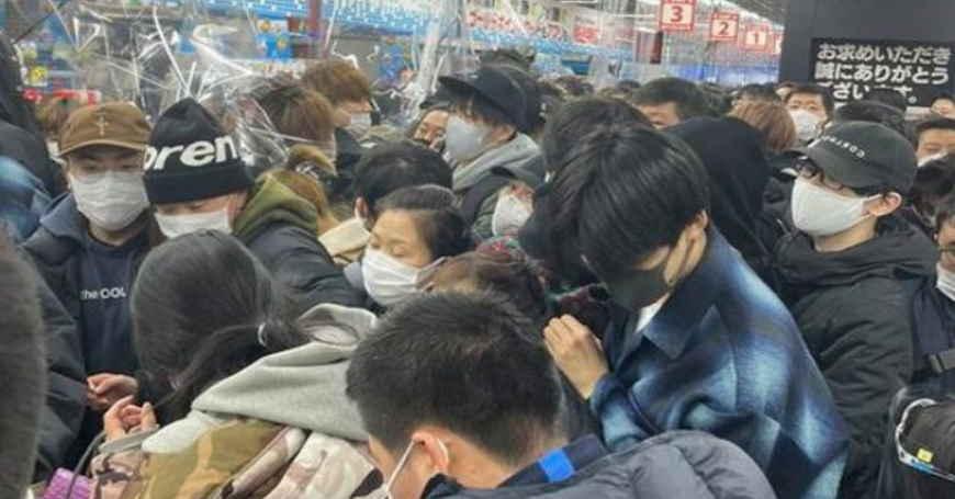 PlayStation 5 konzola izazvala pometnju kakvu Tokio još nije vidio (Video)