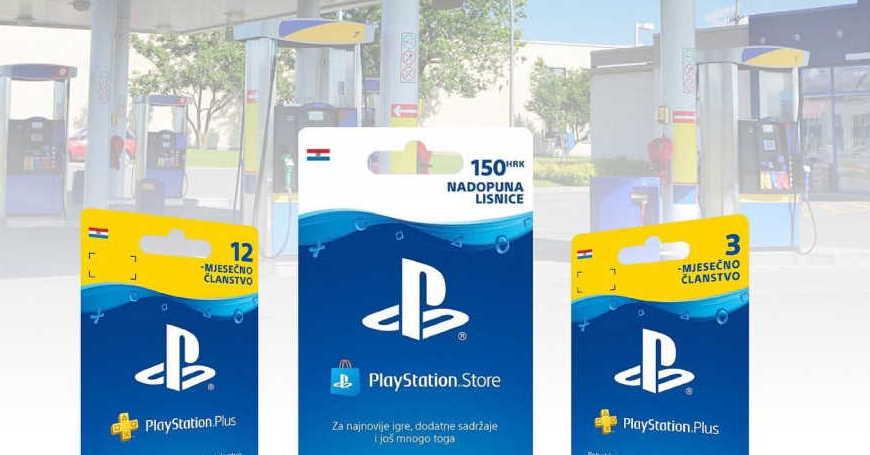 PlayStation dopune sada dostupne isto kao i prepaid dopune za telefone