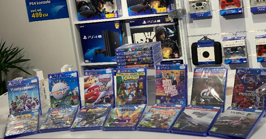 3D BOX Mega popust na odabrane PS4 hit naslove različitih izdavača