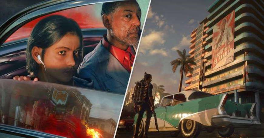 PRE-ORDER naslovi Far Cry 6 i Back 4 Blood za PS4 i PS5 donose uštedu i bonuse